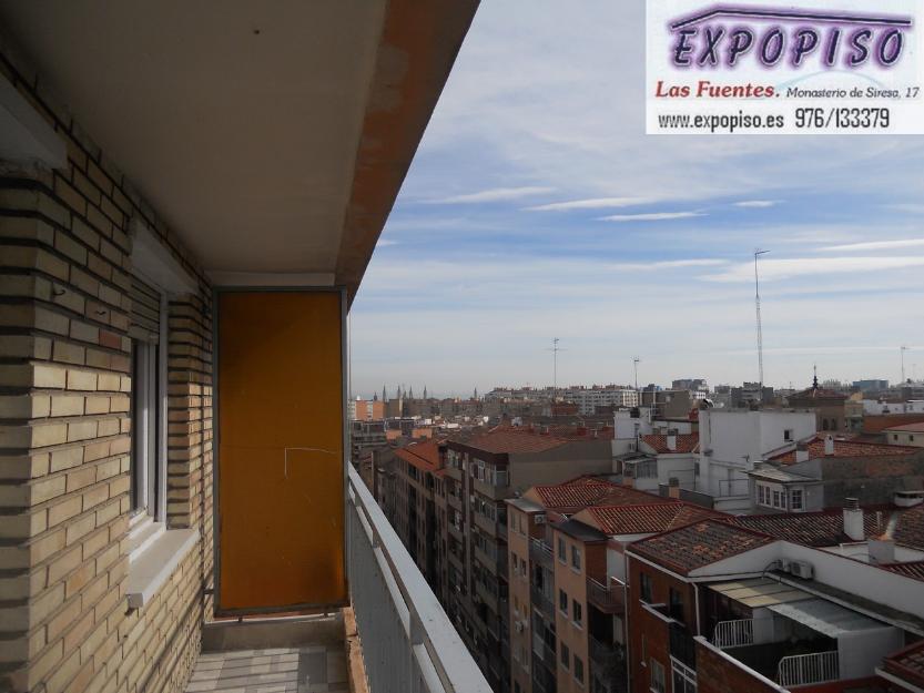 Delicias c padre manjon piso de 2 hab salon ascensor for Terrazo exterior precios