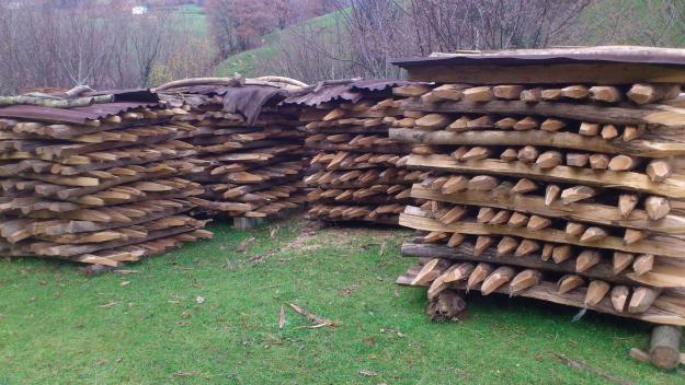 Estacas de madera para cierres de fincas mejor precio - Estacas de madera para cierres ...