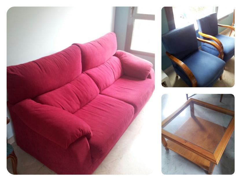 muebles valencia sofa butacas mesa mejor precio