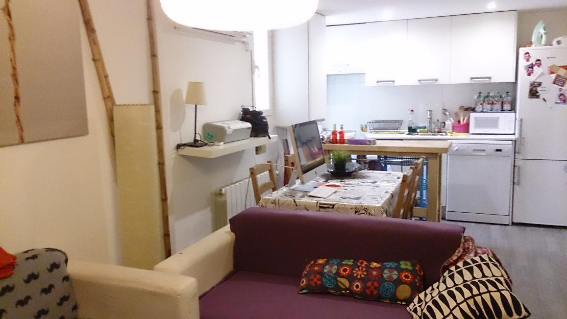 Moderno y acogedor piso en le centro de madrid mejor - Pisos modernos madrid ...