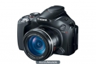 Canon PowerShot SX40 HS 35x Zoom Digital Camera - mejor precio   unprecio.es