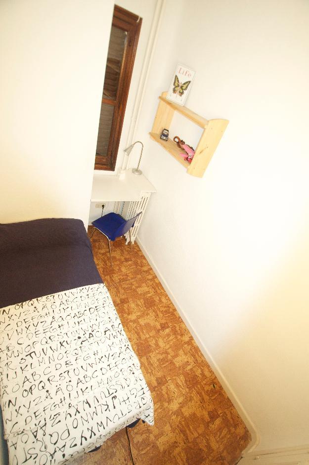 Estupendas habitaciones individuales en pleno centro for Alquiler de habitaciones individuales