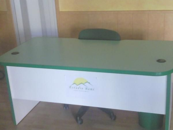 Mobiliario oficina ocasion completa 495 682333 mejor for Precio mobiliario oficina