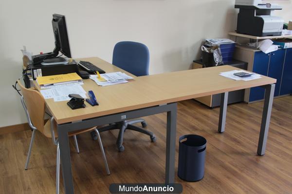 Muebles de oficina muy buen estado mejor precio for Cotizacion muebles de oficina