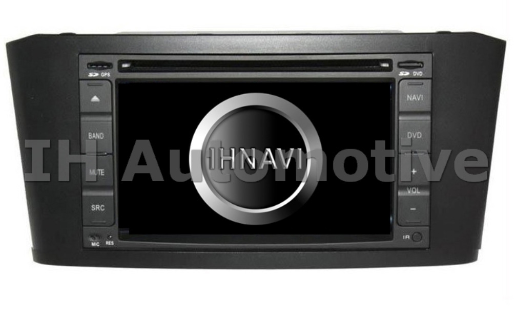 radio navegador gps toyota avensis t25 767880 mejor. Black Bedroom Furniture Sets. Home Design Ideas