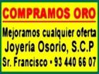 COMPRO ORO EN CASTELLDEFELS 93-440-66-07 - mejor precio | unprecio.es