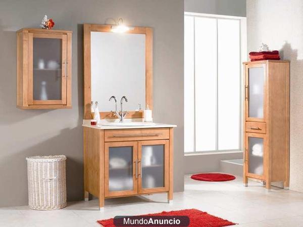 Vendo conjunto de muebles de ba o por liquidaci n de stock for Liquidacion muebles de bano