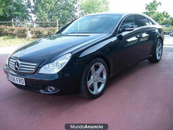 Mercedes benz clase cls cls500 mejor precio for Mercedes benz cls 500 precio
