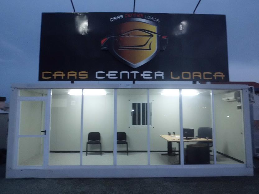 Casetas de obra construcciones modulares segunda mano for Casetas pvc segunda mano