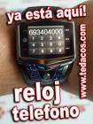 Nuevo! Reloj Telefono Movil de Pulsera Tedacos (Ahora con Doble Tarjeta SIM) - mejor precio | unprecio.es