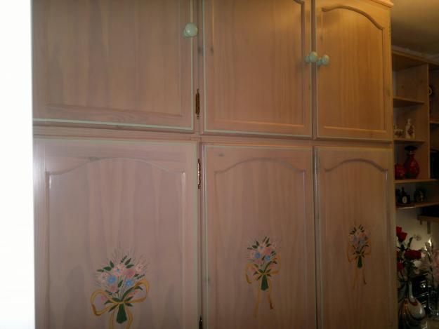 Artesanato Junino ~ 400 u20ac se vende cuarto para niña con armario, esquinera
