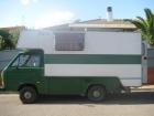 Vendo Autocaravana Volkswagen Transporter con caravana extraíble - mejor precio | unprecio.es
