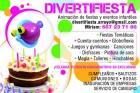 Divertifiesta. Animación de fiestas y eventos infantiles - mejor precio | unprecio.es