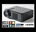 Proyector lcdfocus f180 - led, usb, sd, hdmi, con tdt incorporado - mejor precio | unprecio.es