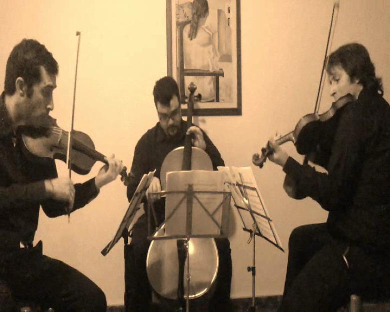 Trío Delibes. Música para Bodas y Eventos.