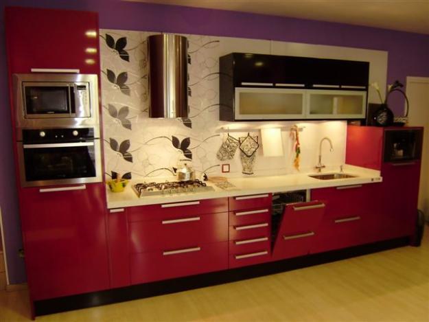 Composicion mobiliario cocina nueva mejor precio for Precio cocina nueva