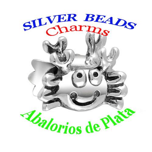 Abalorio de plata925/pulseras europeas/pandora,chamilia,videroy
