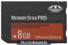 MEMORY STICK PRO DUO DE 8 GB - mejor precio | unprecio.es