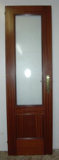 Vendo seis puertas de piso madera maciza perfecto for Puertas pisos precios