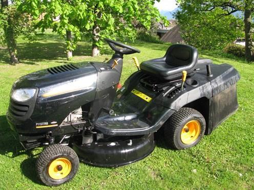 novedad alquiler de tractor cortacesped mejor precio