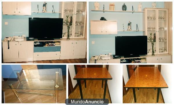 Mobiliario sal n comedor habitaci n juvenil 307121 for Mobiliario comedor