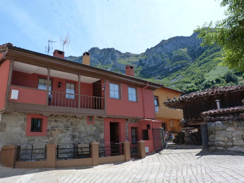 Alquiler vacaciones casa rural Asturias