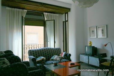 Habitación disponible en el centro de Sevilla