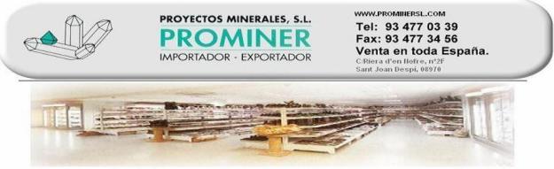 Mayorista Minerales Prominer