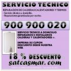 Servicio tecnico corbero.. reparacion calderas y calentadores 900-901-075 sat - mejor precio   unprecio.es