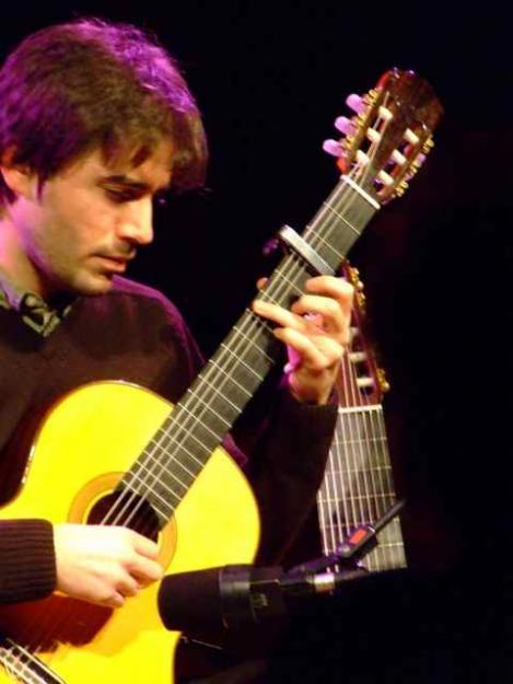 Guitarra Melchor Rodriguez Modelo