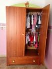 Habitación Bebé armario, cambiador, cuna y coldador - mejor precio | unprecio.es