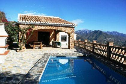 Casa en alquiler de vacaciones en c mpeta m laga costa - Alquiler casa vacaciones malaga ...