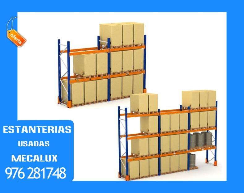 Estanterias metalicas 139260 mejor precio - Precio estanterias metalicas ...