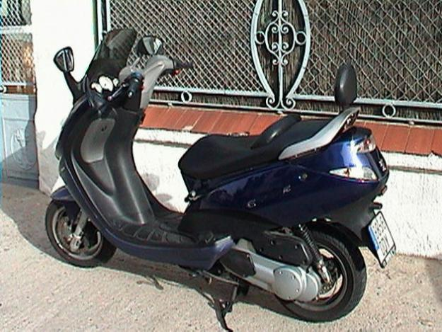 Vendo peugeot 125cc