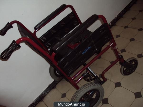 silla de ruedas im-guidosimplex