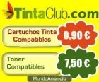 CARTUCHOS HP desde 3.50 euros en www.TintaClub.com - mejor precio | unprecio.es