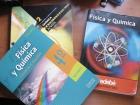Vendo libro de física y química de 1º y 2º de bachillerato y 4ºESO - mejor precio   unprecio.es