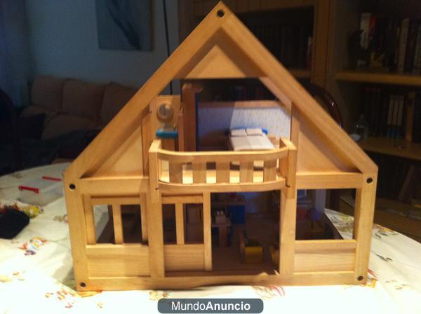 Vendo casa de madera de imaginarium mejor precio for Vendo casa madera