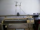 - Maquina de tricotar electrónica marca SILVER REED modelo 840 - mejor precio   unprecio.es