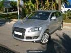 Audi Q7 3.0TDI Quattro 7 PLAZAS * GA - mejor precio   unprecio.es