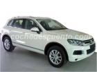Volkswagen Touareg 3.0 v6 TDI BlueMotion 204cv Tiptronic. Blanco. Nuevo a Configurar. - mejor precio | unprecio.es