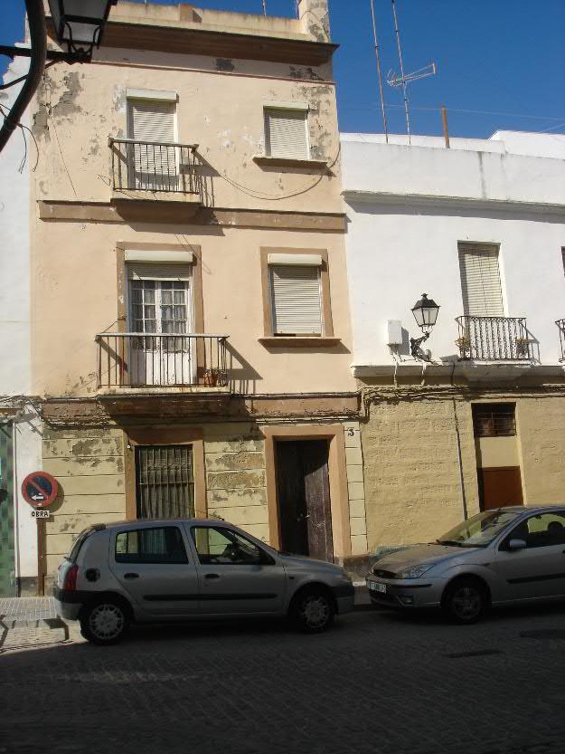 Cambio finca para reformar en Cádiz
