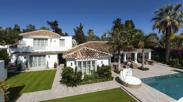Chalet en alquiler de vacaciones en golden mile m laga - Alquiler casa vacaciones malaga ...