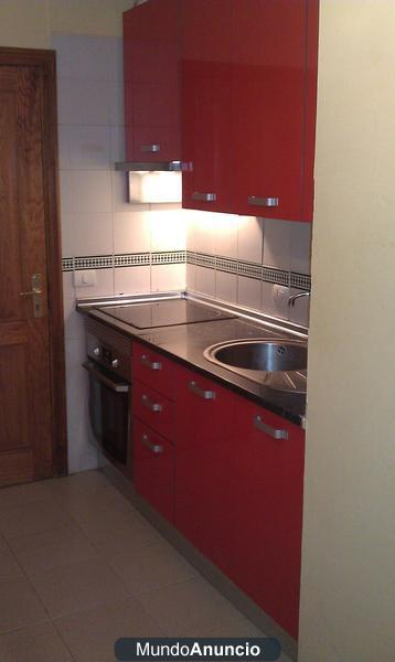 Vendo cocina completa de 2m con electrodomesticos mejor for Precio electrodomesticos cocina