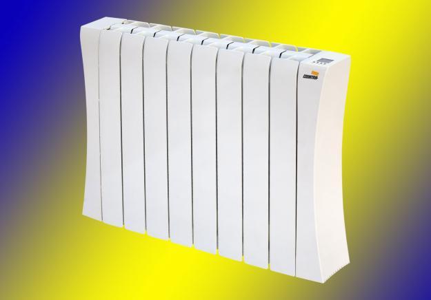 Emisor t rmico radiador el ctrico digital isis 500d 351262 - Radiador electrico precio ...