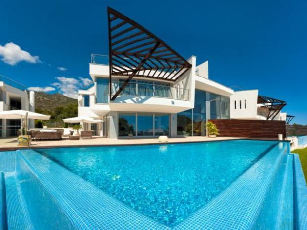 Residencial de lujo en marbella costa del sol mejor - Casa de lujo en marbella ...