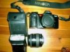 vendo camara de fotos minolta dynax 7000i - mejor precio | unprecio.es