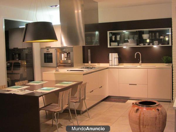 Cocina de alta gama modelo santos liquidaci n 306217 for Cocinas alta gama