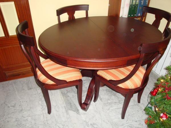 Conjunto mesa y sillas comedor 628306 mejor precio - Conjunto mesa y sillas comedor ...
