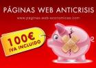 Tu página web por solo 100 euros - mejor precio   unprecio.es